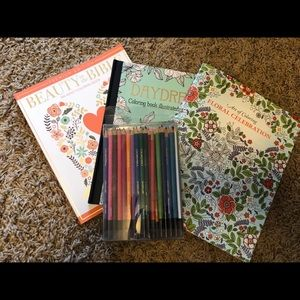Other - Adult Coloring Lot